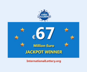 €67 million of Euro Millions jackpot found out the winner on April 17, 2020