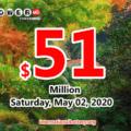 One North Dakota won $1 million; Powerball Jackpot raises to $51 million