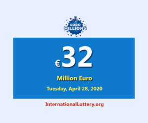 €32 million of EuroMillions willcontinue looking for its owner