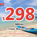 Two players won million dollars with Mega Millions on May 19, 2020