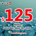 Powerball results for 2020/05/27: Jackpot is $125 million