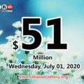 Result of Powerball on June 27, 2020: Jackpot is $51 million now