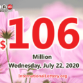 $1 million belonged to a player; Powerball jackpot jumps to $106 million