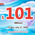 Two players became millionaires, Mega Millions jackpot is $101 million
