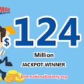 $124 million Mega Millions jackpot found out the owner; many other prizes appeared