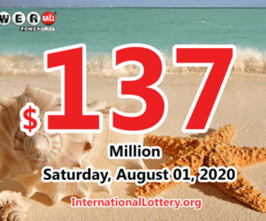 Powerball results for 2020/07/29: Two players won the second prizes