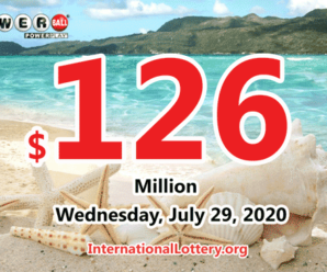 Powerball results of July 25, 2020: A player won the second prize