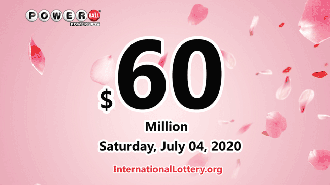 Powerball Results Of July 01 2020 Jackpot Raises To 60 Million