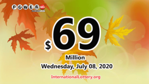 This Saturday, the Powerball jackpot has not found the owner for the luckiest jackpot worth $60 million. Now, it raises to $69 million.