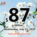 Ohio player won $2 million, Powerball jackpot is $87 million now