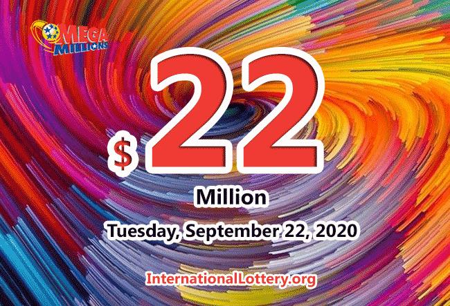 Mega Millions Results Of September 18 2020 Jackpot Is At 22 Million