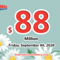 Mega Millions rewared 2 millions prizes; Jackpot raises to $88 million