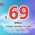 A player won $2 million, Mega Millions jackpot is $69 million