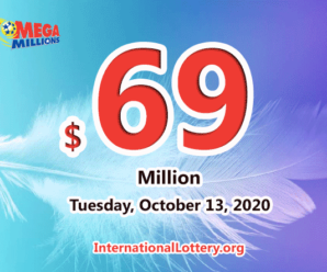 A player won $2 million, Mega Millions jackpot is $69 million
