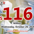 Two second prizes belonged Powerball players; Jackpot rolls to $116 million