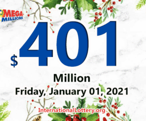 Rolling balls push the Mega Millions jackpot to $401 million