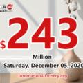 $1 million of Powerball belonged to Arizona player on December 02, 2020