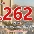 Powerball results for 2020/12/05: A player won $2 million