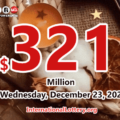 Powerball results of December 19, 2020: Jackpot raises to $321 million