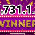$731.1 million belonged to the Maryland player – The first Powerball Jackpot of 2021 exploded