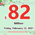 Mega Millions jackpot is waiting the owner, It is $82 million now