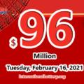 Five new millionaires; Mega Millions jackpot jumps to $96 million
