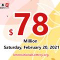 Powerball results of February 17, 2021: Jackpot raises to $78 million
