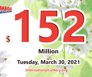 Two players won million dollars with Mega Millions on March 26, 2021