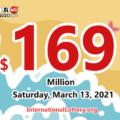One Virginia player won $1 million, Powerball jackpot is $169 million now
