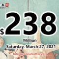 Powerball results of March 24, 2021: A Washington player won $1 million