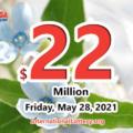 A player won $1 million with Mega Millions lottery; Jackpot is $22 million