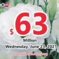 Powerball results of June 19, 2021: Jackpot raises to $63 million
