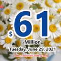 Mega Millions rewards $5 millions to 2 players; Jackpot raises to $61 million