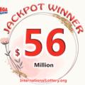 08 June 2021: $56 million Mega Millions jackpot belongs to an Illinois player