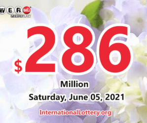 $3 million of Powerball belonged to 3 players on June 02, 2021