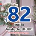 Mega Millions rewared 2 millions prizes; Jackpot raises to $82 million