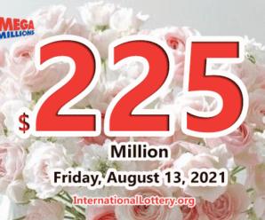 Rolling balls push the Mega Millions jackpot to $225 million