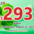 2 players win $1 million prizes of Powerball on August 21, 2021