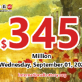 $1 million of Powerball belonged to New Jersey player on August 30, 2021