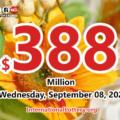 Powerball results of September 06, 2021 – Jackpot raises to $388 million