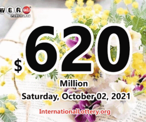 Numerous awards appear – Powerball jackpot soars up to $620 million