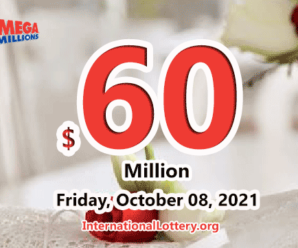 Two players became millionaires, Mega Millions jackpot is $60 million